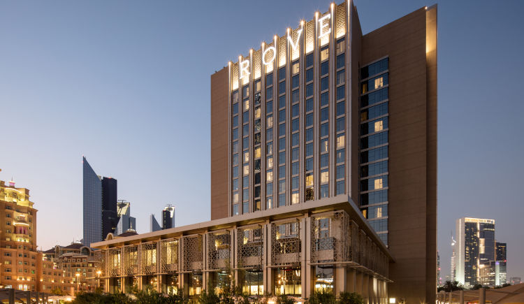 The Rove Downtown 3 *