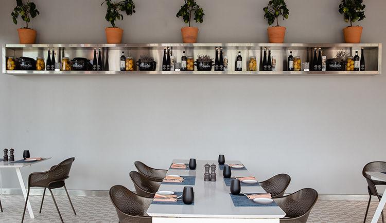 restaurant Skafos