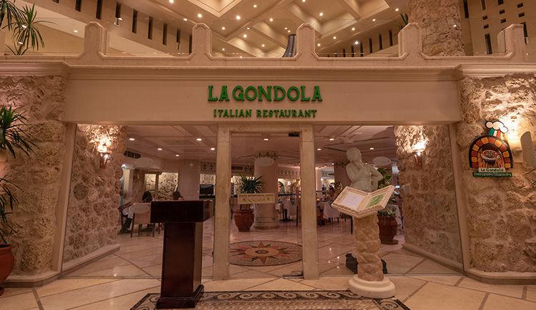 restaurant La Gondola