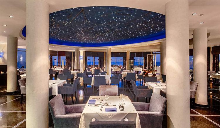 restaurant Red Sea Wharf