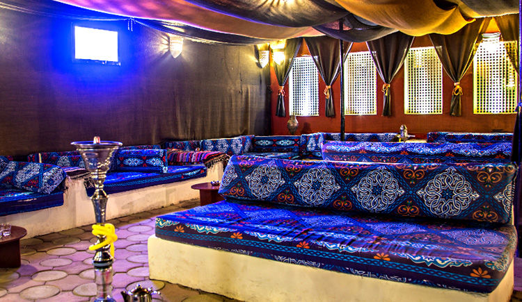 bedouin cafe