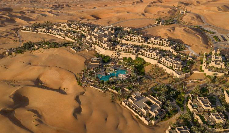 Anantara Qasr Al Sarab Desert Resort 5 *