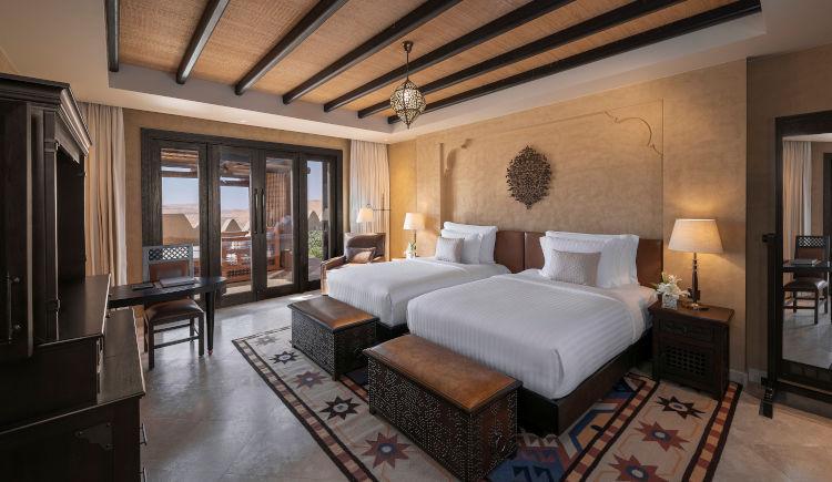 Tree bedroom villa twin