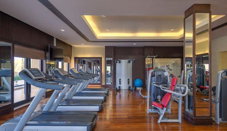 Salon de gym