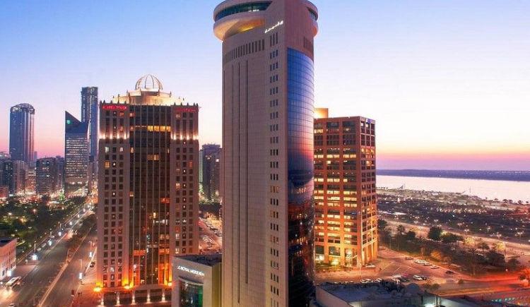 Le Royal Meridien Abu Dhabi 5 *