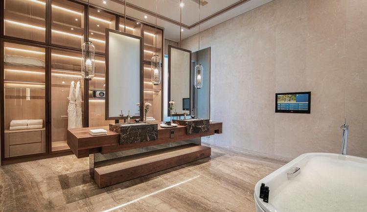 Royal Suite salle de bain