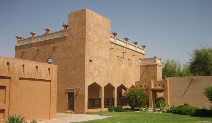 Emirats Arabes Unis / Oman