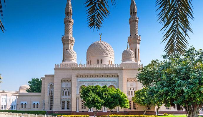 mosquee Jumeirah