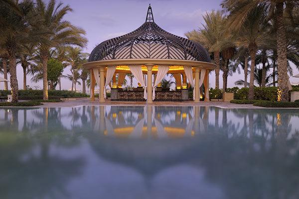 Abu Dhabi / Dubaï: Les Palais Orientaux 5 * Luxe