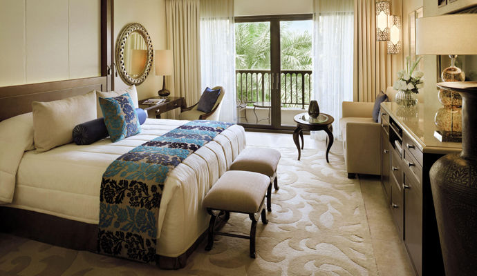 chambre superieure one&only royal mirage