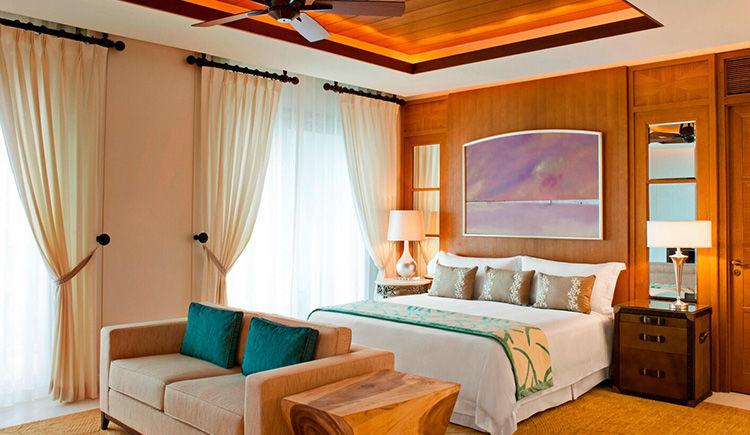St Regis Saadiyat Island suite