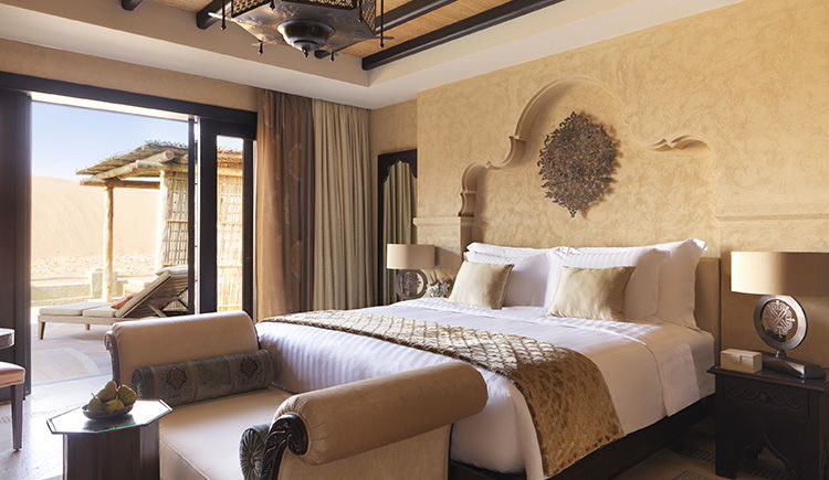 Qasr Al Sarab Desert Resort by Anantara Villa