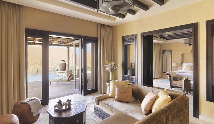 Qasr Al Sarab Desert Resort by Anantara Villa2