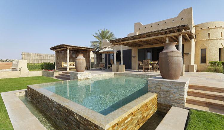 Qasr Al Sarab Desert Resort by Anantara Villa3