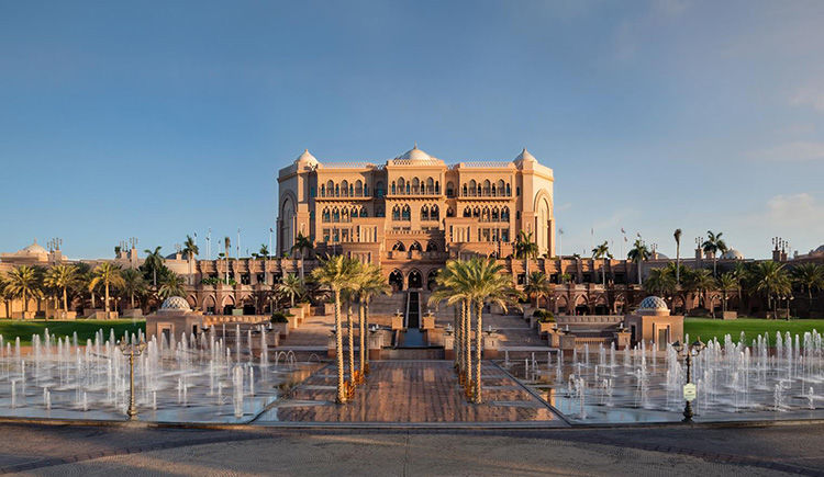 Emirates Palace 5 * Luxe