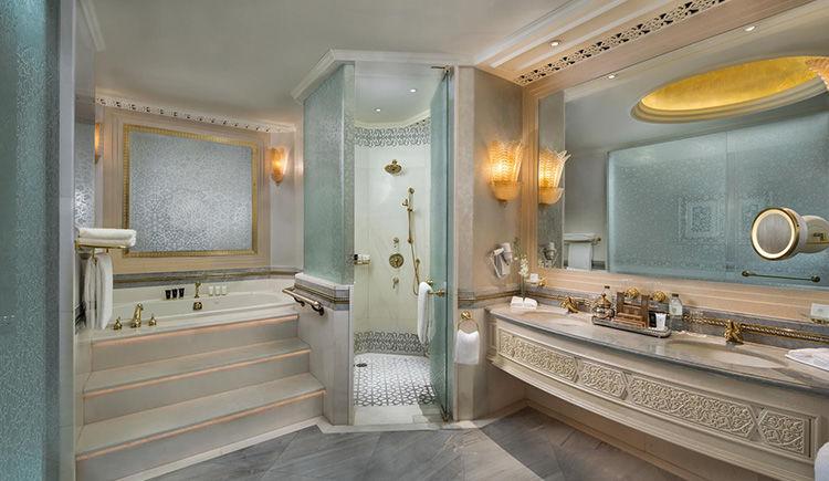 Deluxe Suite salle de bain