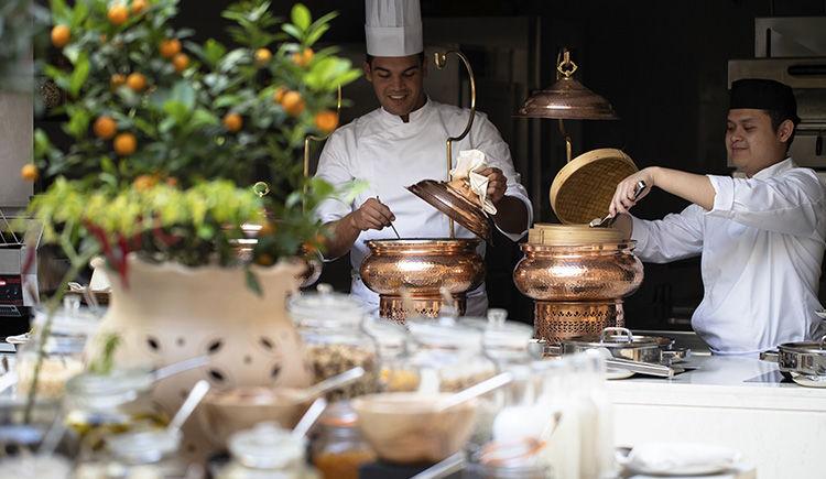 restaurant Al Hanine cuisiniers