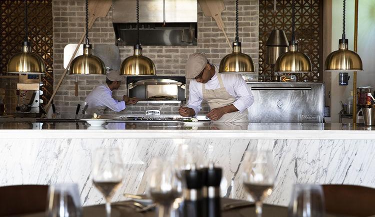 restaurant Terra Secca cuisiniers