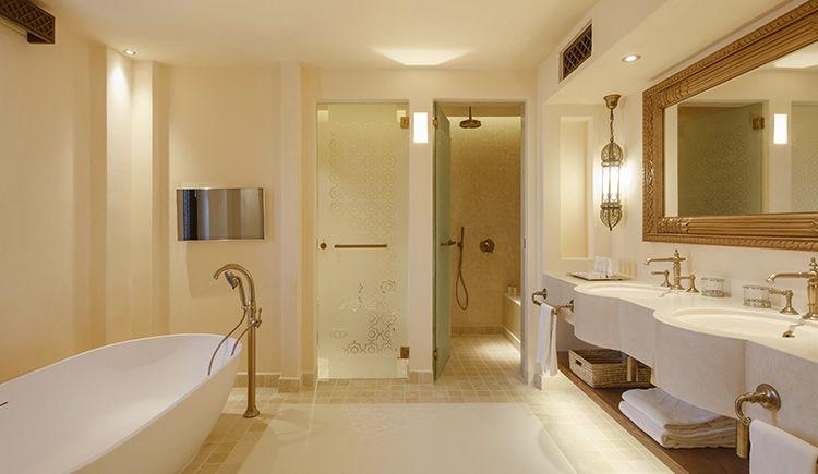 Villa salle de bain