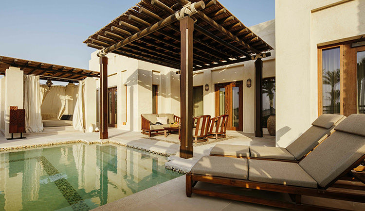 Villa terrasse