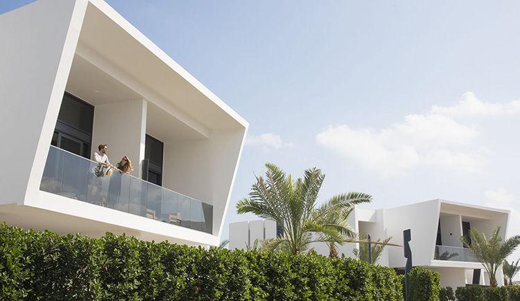 Villas exterieur