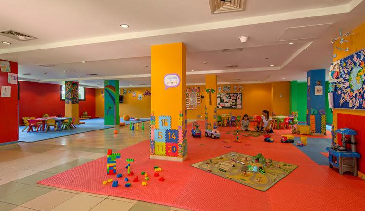 kids club Kappa Club Fujairah Miramar