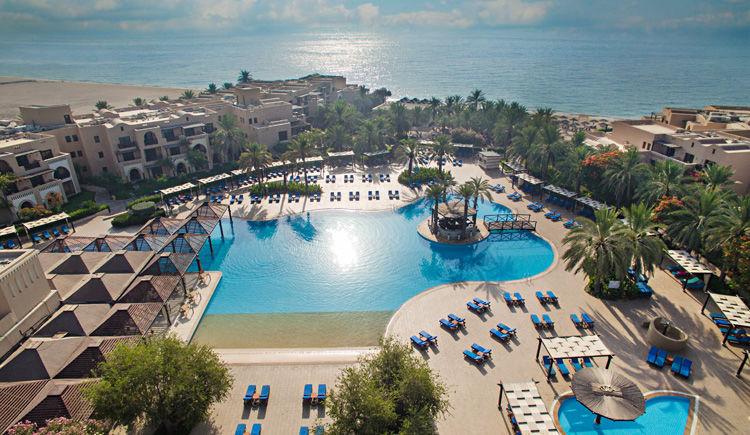piscine Kappa Club Fujairah Miramar