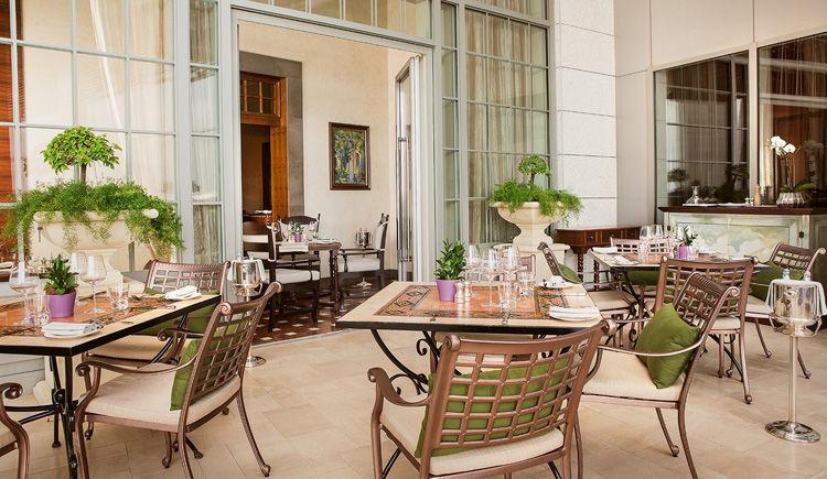 restaurant Villa Toscana
