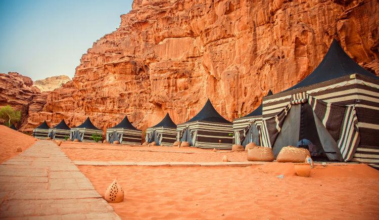 Petra wadi