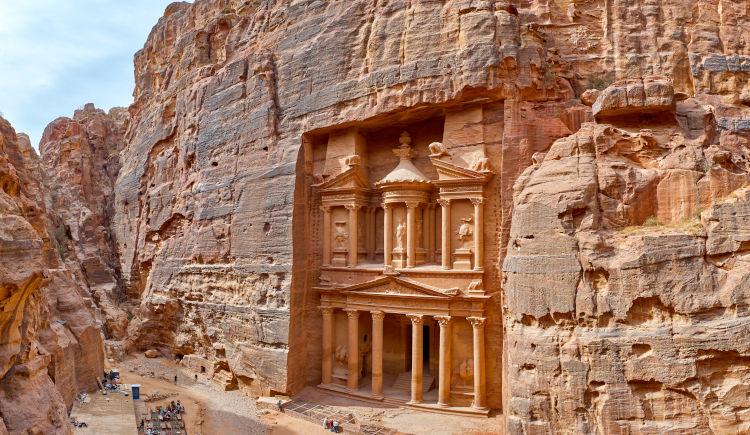 Le Royaume Hashemite (DAmman à Amman) 4 *