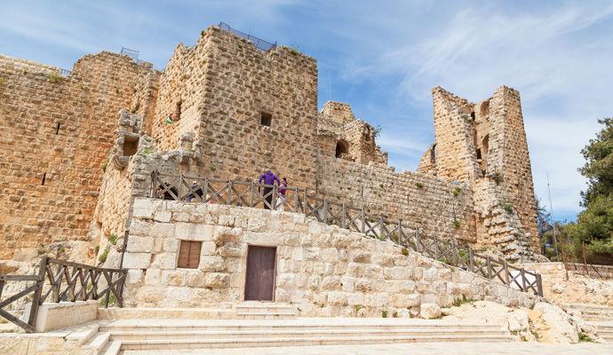 chateau de Ajloun