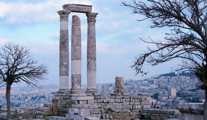 citadelle de Amman