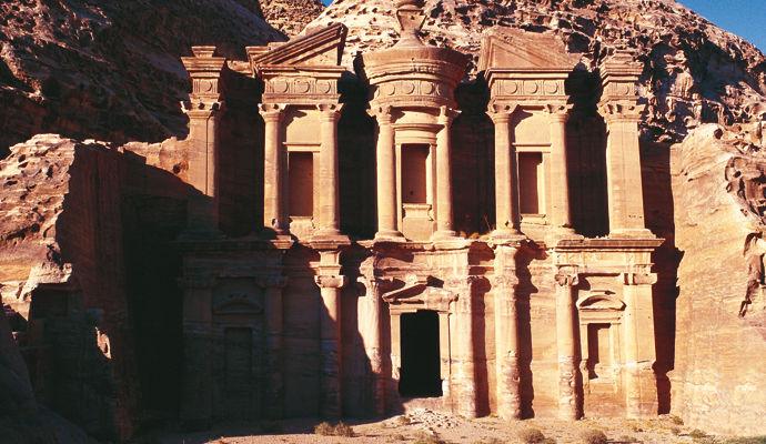 petra - monastere