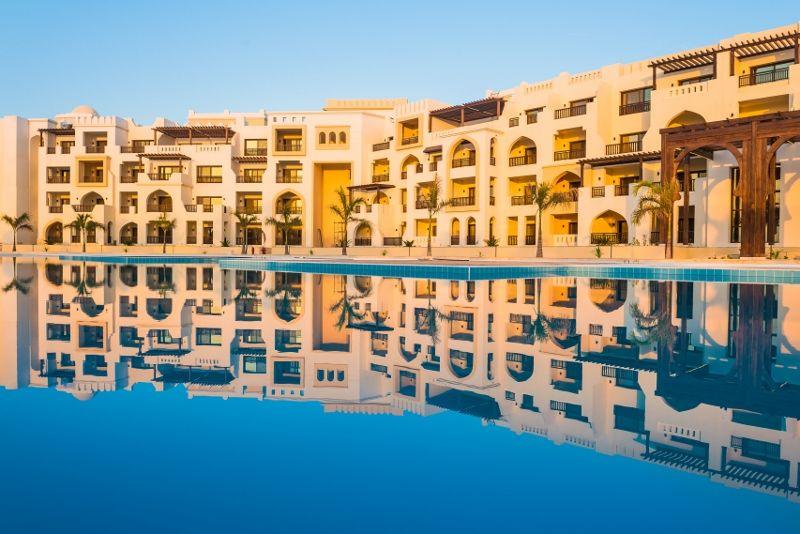 AlFanar salalah hotel exterior