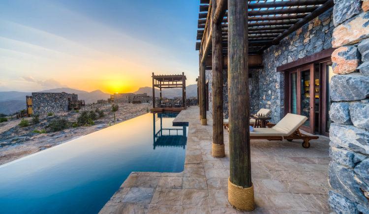 Jabal villa private pool