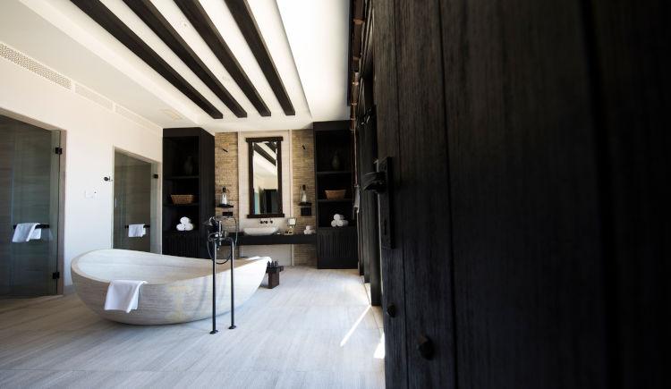 Villa Jows salle de bain