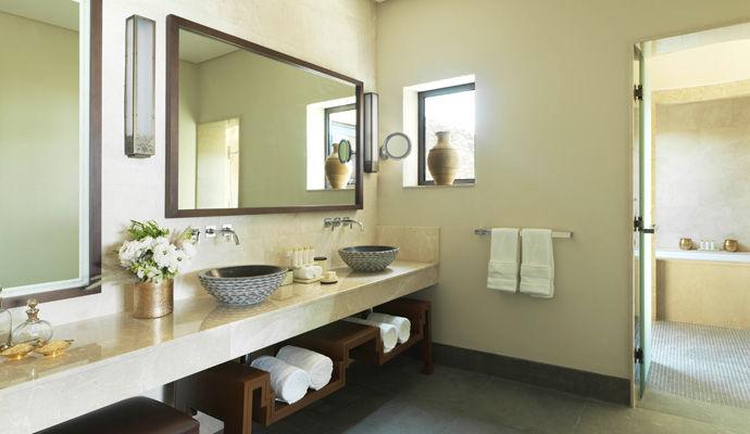 pool villa salle de bains