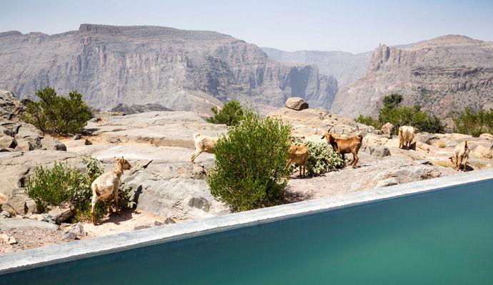 pool villa exterieur