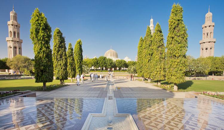 Muscate Sultan Qaboos