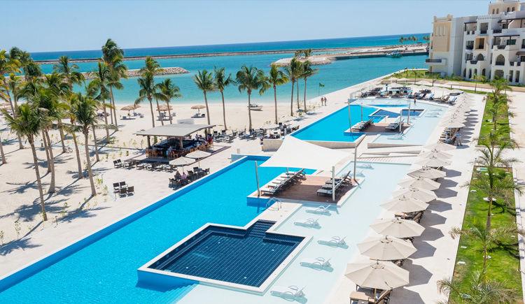 Al Fanar piscine