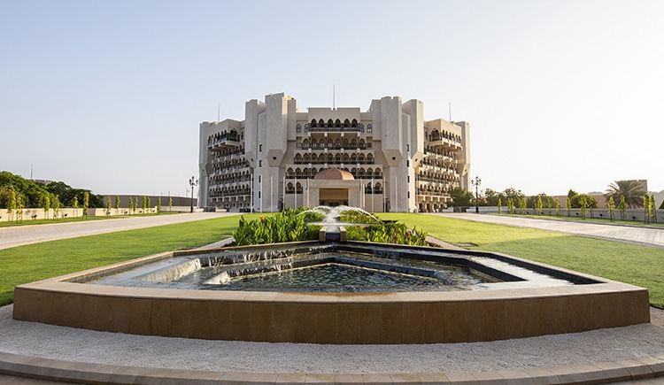 Oman / Zanzibar Al Bustan Palace & The Residence 5 * Luxe