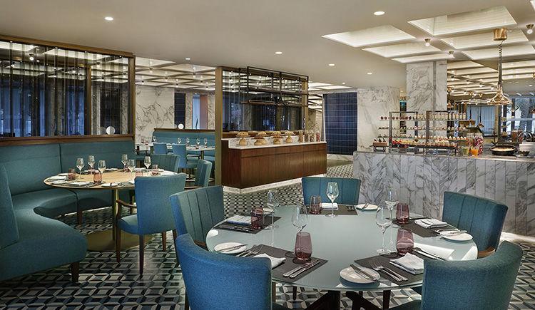 Al Bustan Palace - restaurant