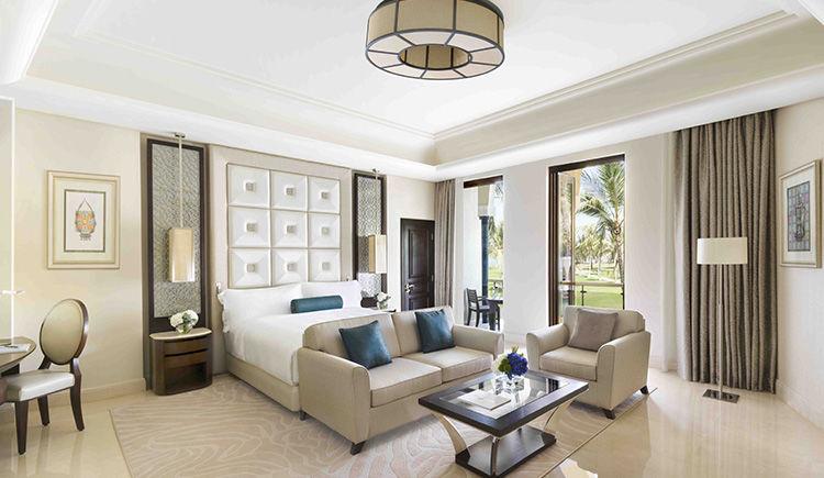 Al Bustan Palace - junior suite