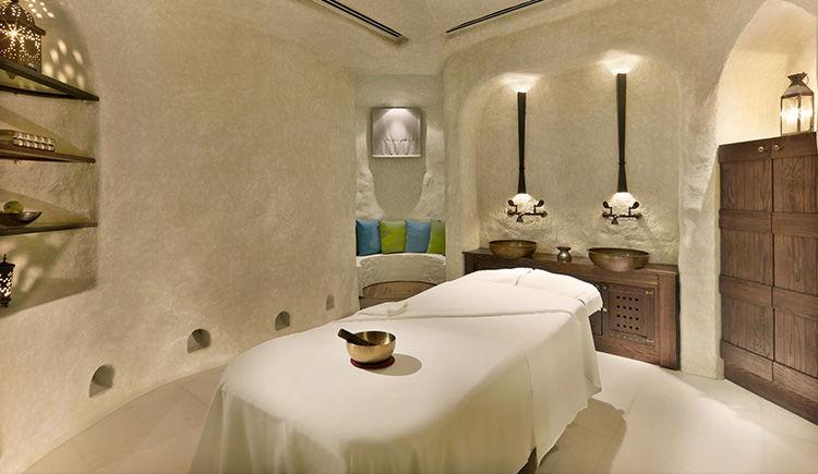Al Bustan Palace - spa