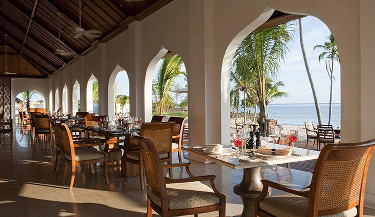The Residence - restaurant