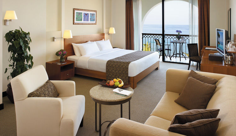 Shangri-La Barr Al Jissah Al Waha chambre