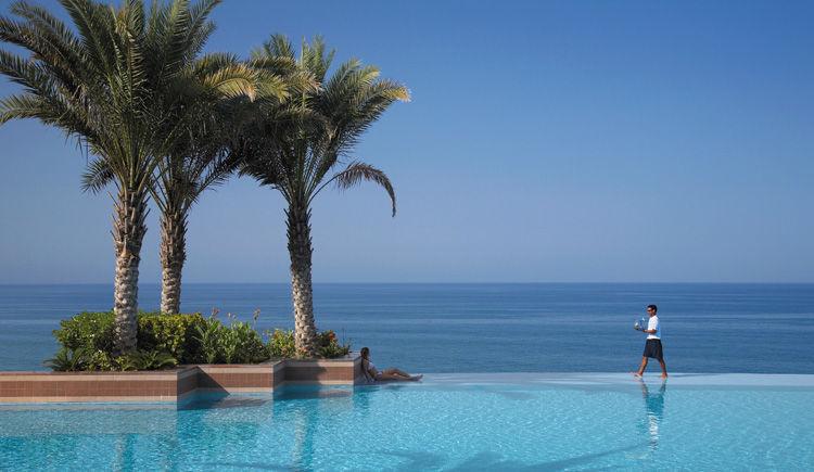 Shangri-La Barr Al Jissah Al Husn piscine