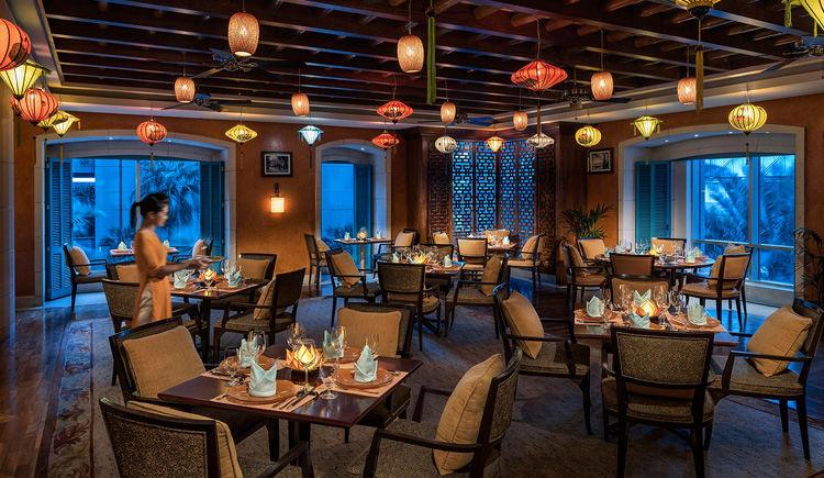 Shangris-La Dubai restaurant