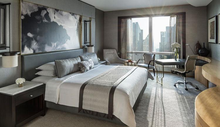 Shangris-La Dubai chambre