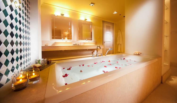 Marina suite salle de bain